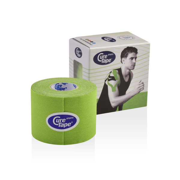 curetape-sports-lime-kinesiotape