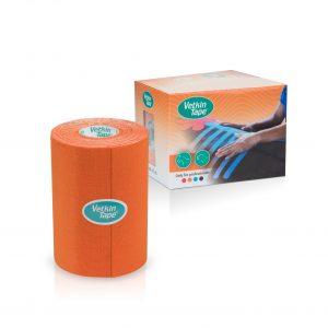 VetkinTape 10cm orange doosje