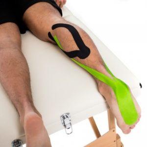 Muskelfaserriss Tapen